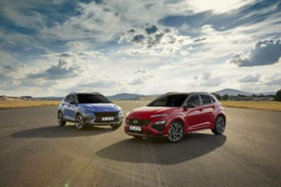 Video of Hyundai enhancements for Kona and launches of the all-new Kona N Line.